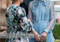 93歲英女王看到外孫女,笑成一朵花,安妮公主女兒擁抱外婆太霸氣