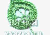 分享幾十款漂亮的愛爾蘭葉子花樣與圖解,繡在毛衣上好看極了