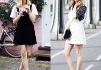 夏天到了就穿A字裙,簡單好搭配,穿上顯高顯瘦又減齡!