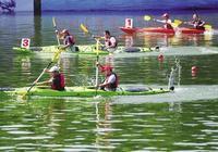 中國皮划艇巡迴賽 金華開賽