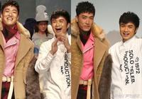 古巨基上海時裝週 臺上模特竟然是110跨欄奧運冠軍