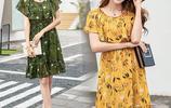 夏天坐月子,寶媽最愛穿這種隱形哺乳連衣裙,時尚新潮又不失寶媽風範