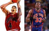 """帕特里克·尤因,出生於牙買加首都金斯頓,前美國職業籃球運動員,司職中鋒,綽號""""大猩猩"""",""""金剛"""""""