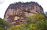 懸崖上的博物館,麥積山石窟