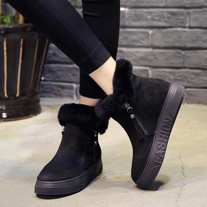 """今年流行""""暖腳鞋""""上新了!舒適保暖,不是我吹,真的美極了"""