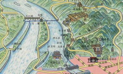 古代除了內陸水利工程,海岸沿線區域修建了哪些水利工程?