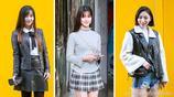 時尚街拍:時髦美女追求時尚潮流永不停歇 北京時尚潮流街拍