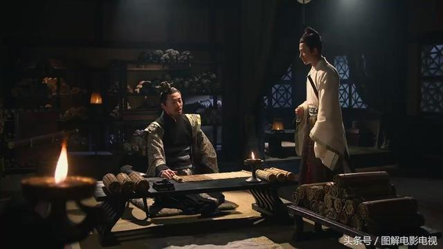 圖解《羋月傳》第十一集 魏美人被割鼻 羋月黃歇私定終身