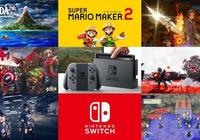7款Switch中文化新作確認 任天堂這次有心了