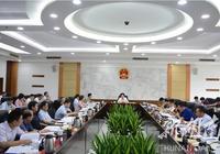 張迎春主持召開第60次湘潭市政府常務會議