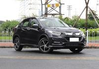 一爆款SUV改款,1.5L、1.5T兩套動力可選,本田出品,能繼續火?