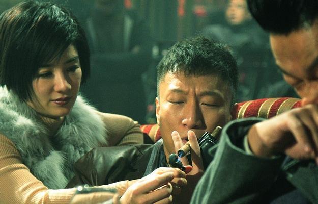 杜琪峰的港式黑幫片,非常值得一看。