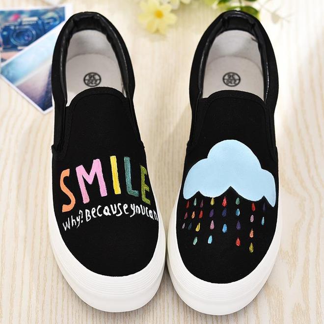 百搭懶人鞋,懶出時尚