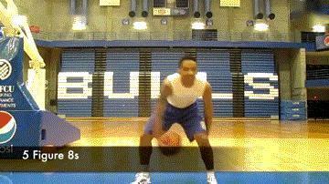 籃球教學-4:每天練習10分鐘,紮實籃球基本功!