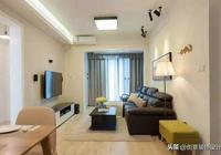 小戶型這麼裝,太美了!76㎡現代簡約風兩居室,好溫暖的小窩!