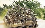 二戰各國士兵,德軍竟有黑人士兵,中國軍人很威武,意大利很時尚