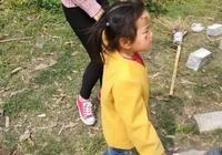 死神來了,9歲女孩上學途中被大車碾壓……慘了!