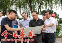 蔡賢忠調研重點項目建設情況