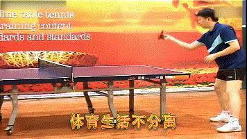 乒乓球反手推擋經常是軟綿綿地推回去,推出的弧線又高,而且沒有一點威脅,該怎麼辦?