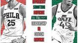 美媒對6組NBA巨星對比,詹姆斯強於杜蘭特,濃眉哥未來NBA第一人