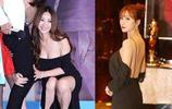 36歲柳巖和38歲劉濤同穿禮服,拋開顏值不說,這裡也是一敗塗地