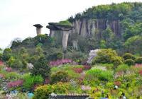 犬亭山:賞桃花,觀奇石