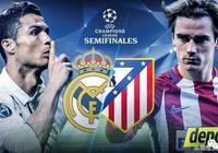 5月3日歐冠半決賽前瞻:皇家馬德里vs馬德里競技