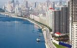 實拍鴨綠江兩岸的城市:一江之隔,卻千差萬別