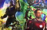 《復仇者聯盟3》《黑豹》《雷神3》曝新海報,滅霸集齊無限寶石