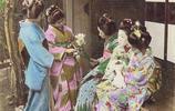 百年前的日本老照片 經過3D處理後就有了這樣的效果