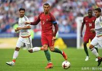 葡萄牙VS 墨西哥,2:2,慘遭墨西哥頑強補時扳平