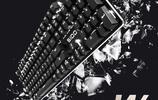 真機械鍵盤網際快車S100青軸黑軸茶軸紅軸87/104鍵背光
