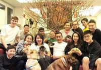 梁家輝生日晒全家福 豪宅曝光家裡還養了8只動物