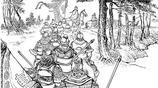 三國489:壯士與典韋大戰不分勝負曹操大驚,率領眾將,前去觀戰