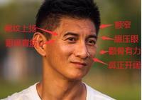 吳奇隆的面相分析