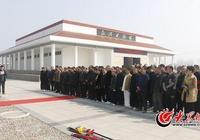 菏澤洪拳協會舉行武術表演 紀念抗日將軍趙登禹