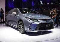 一汽豐田全新卡羅拉將於三季度正式上市