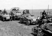 別看這些裝備單薄,它們可是二戰德軍坦克最可靠的千里眼和順風耳
