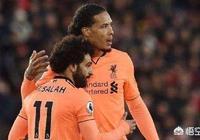 利物浦若贏得歐冠,範迪克、薩拉赫能從梅西手裡搶走金球獎嗎?