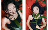 圖蟲人像攝影:富貴竹