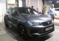又一款大眾全新SUV來了!比漢蘭達大氣 配四根排氣管 軸距2640mm
