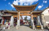 雲南唯一的一個千年古鎮,這裡有保存最多、最好的白族民居建築群