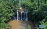 """貴州赤水市素有""""千瀑之市""""的美譽 吸引八方遊客前來賞景度假"""