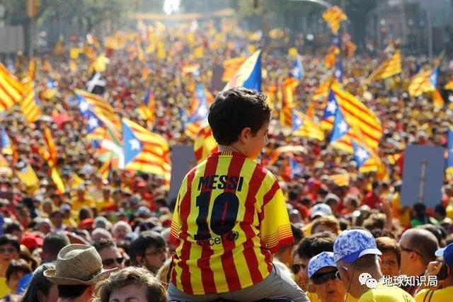 西班牙加泰羅尼亞公90%支持獨立,西班牙捨不得不允,會不會爆發第2次西班牙內戰?