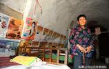 山溝58歲大媽山下有新房不去住,守著窯洞不離開,聽她說其中緣由