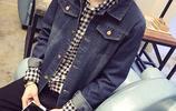 酷感十足的男士外套怎麼搭配更好看,才能穿出個性,看了你明白