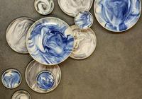 原來是這樣做的:國外陶藝達人的墨韻陶藝裝飾