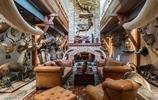 原價1642萬的城堡因裡面的陳設 便宜了近千萬才賣出