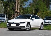 大眾最強顏值車型,最大馬力220,百公里加速7.3秒,油耗僅6.7升