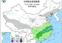 暴雨暴雪即將登場!6-12日小到中雨大雨 小雨雪覆蓋全國超16省市